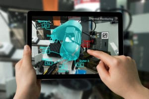 Augmented reality en 3D printing