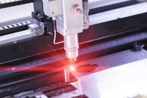 3D printer en laser graveermachine ineen