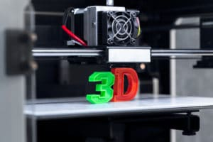 Trends in de 3D printing industry